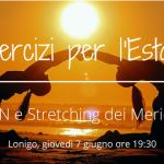 Esercizi per l'estate - Lonigo - 2018