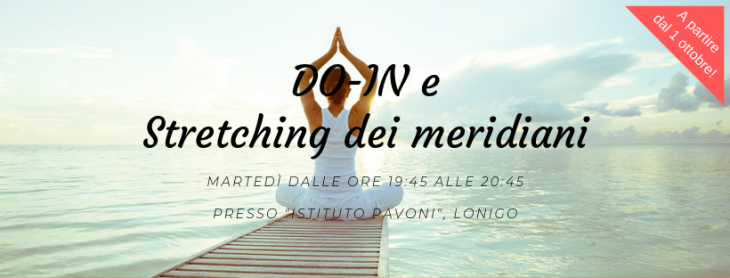 DO-IN e Stretching dei Meridiani: si riprende dopo l'estate a Lonigo