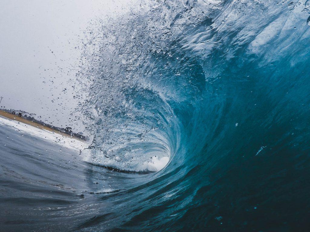 Movimento come onda
